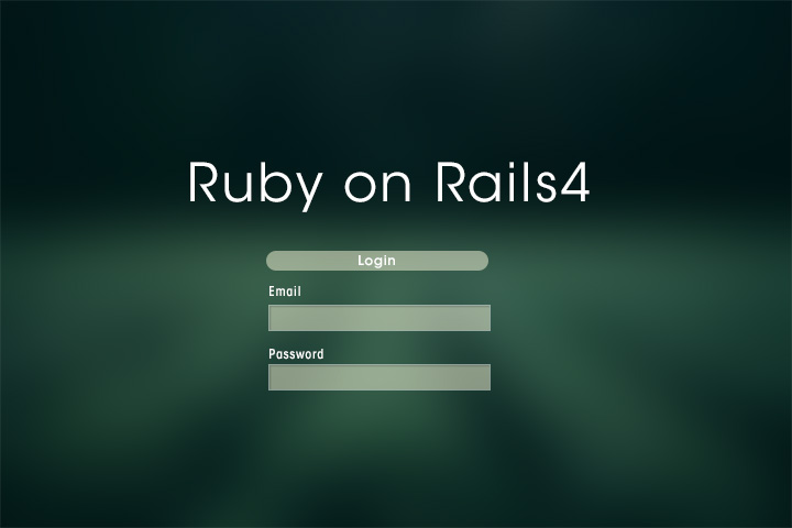 Ruby on Rails4 login